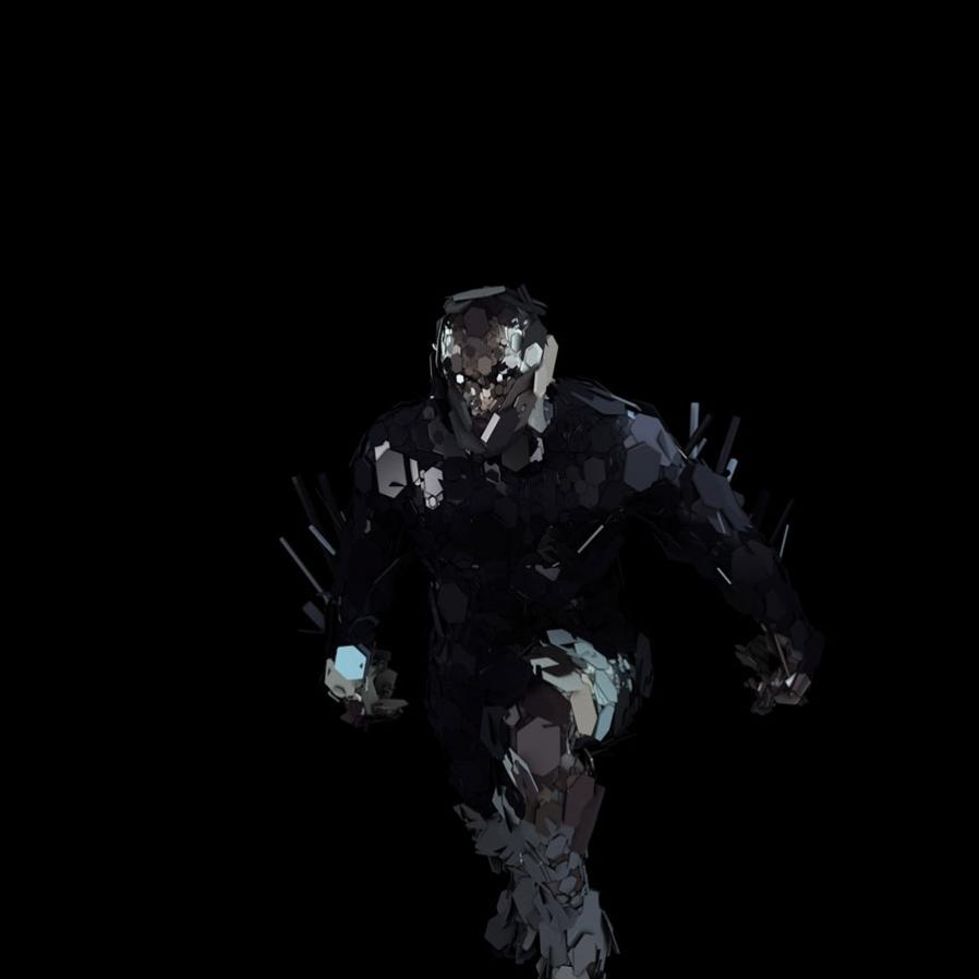 Nike Pro Combat - Final 3D Action Shot